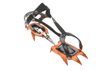 Black Diamond Neve  crampons glace Strap orange